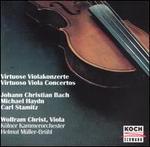 Virtuoso Viola Concertos
