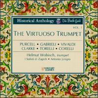 Virtusoso Trumpet - Adolf Holler (trumpet); Anton Heiller (organ); Anton Heiller (harpsichord); Gerald Conrath (trumpet);...