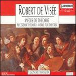 Visée: Pieces for Theorbo