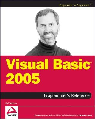 Visual Basic Programmer's Reference - Stephens, Rod