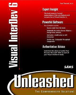 Visual InterDev 6 Unleashed - Thurrott, Paul
