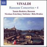 Vivaldi: Bassoon Concertos, Vol. 4