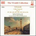 Vivaldi: Cello Concerti, Vol. 3