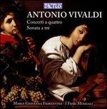 Vivaldi: Concerti a quattro; Sonata a tre