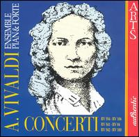 Vivaldi: Concerti - Ensemble Pian & Forte