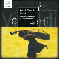 Vivaldi: Concerti - Alison Bury (violin); Andrew Clark (horn); Andrew Watts (bassoon); Anthony Robson (oboe); Catherine Latham (recorder); Catherine Mackintosh (viola d'amore); David Watkin (cello); Elizabeth Kenny (lute); Elizabeth Kenny (theorbo); Emma Murphy (recorder)