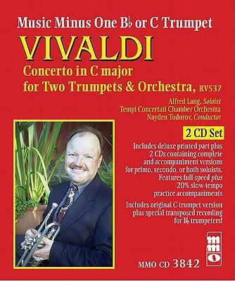 Vivaldi Concerto for Two Trumpets - Vivaldi, Antonio (Composer)