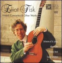 Vivaldi Concertos & Other Works - Albert Fuller (harpsichord); Eliot Fisk (mandolin); Eliot Fisk (lute); Eliot Fisk (guitar); Frederic Hand (mandolin);...