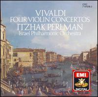 Vivaldi: Four Violin Concertos -
