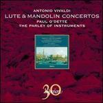 Vivaldi: Lute & Mandolin Concertos