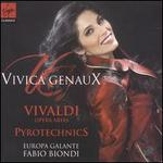"""Vivaldi: Opera Arias """"Pyrotechnics"""""""