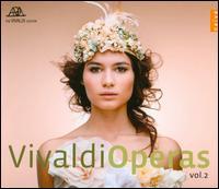 Vivaldi: Operas, Vol. 2 - David DQ Lee (counter tenor); Delphine Galou (contralto); Ensemble Matheus; Furio Zanasi (baritone);...