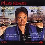 Vivaldi: Recorder Concertos; Handel: Recorder Sonatas