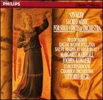 Vivaldi: Sacred Music - Jochen Kowalski (alto); John Constable (organ); Margaret Marshall (soprano); Raphael Alpermann (organ); Royal Concertgebouw Chamber Orchestra; Vittorio Negri (conductor)