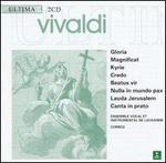 Vivaldi: Sacred Works - Christiane Jaccottet (harpsichord); Ensemble Instrumental de Lausanne; Hanna Schaer (contralto); Jennifer Smith (soprano);...