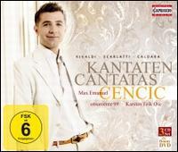 Vivaldi, Scarlatti, Caldara: Cantatas - Max Emanuel Cencic (counter tenor); Ornamente 99; Karsten Erik Ose (conductor)