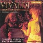 Vivaldi: String Concertos, Vol. 1 - The Paris Concertos