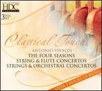 Vivaldi: The Four Seasons; Concertos for Strings, Flute & Orchestra
