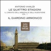 Vivaldi: The Four Seasons; Concertos - Alberto Grazzi (bassoon); Enrico Onofri (violin); Francesco Cera (harpsichord); Francesco Cera (organ);...