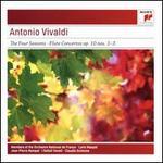 Vivaldi: The Four Seasons; Flute Concertos Op. 10 Nos. 1-3