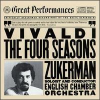 Vivaldi: The Four Seasons - Philip Ledger (continuo)