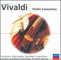 Vivaldi: Violin Concertos - Alan Loveday (violin); Carmel Kaine (violin); Iona Brown (violin); Roy Gillard (violin); Academy of St. Martin-in-the-Fields;...