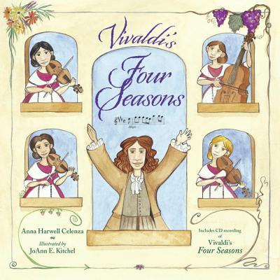 Vivaldi's Four Seasons - Celenza, Anna Harwell