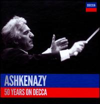Vladimir Ashkenazy: 50 Years on Decca [Limited Edition] - Alan Civil (horn); Amaryllis Fleming (cello); André Previn (piano); Andrew Smith (percussion); Barry Tuckwell (horn);...