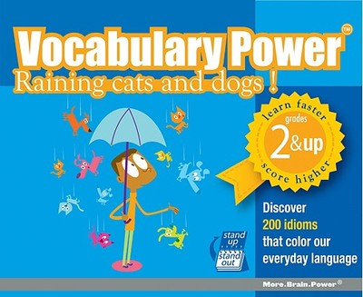 Vocabulary Power: Raining Cats and Dogs! - playBac Publishing, and Adler, Beryl, MS, and Play Bac Edu-Team