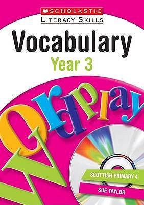 Vocabulary: Year 3 - Taylor, Sue