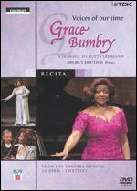 Voices of Our Time: Grace Bumbry - An Homage to Lotte Lehmann