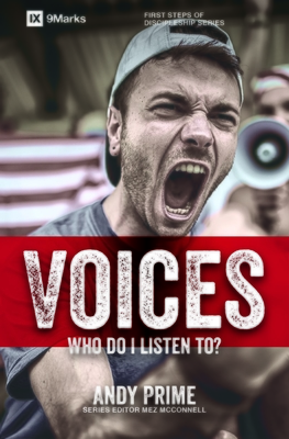 Voices: Who Am I Listening To? - Prime, Andy