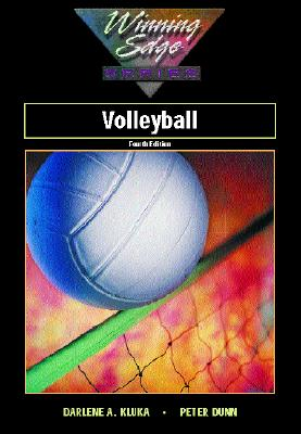 Volleyball, Winning Edge Series - Kluka, Darlene A, and Dunn, Peter J