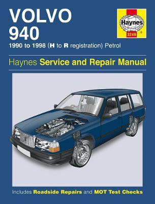 Volvo 940 Service and Repair Manual -