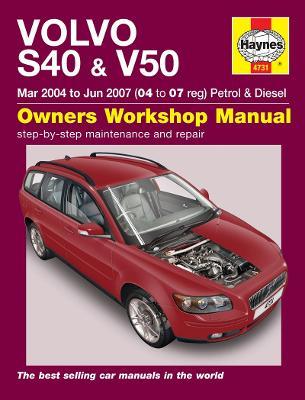 Volvo S40 & V50 Service and Repair Manual -