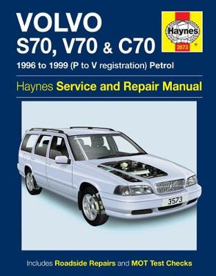 Volvo S70, V70 & C70 Service and Repair Manual -