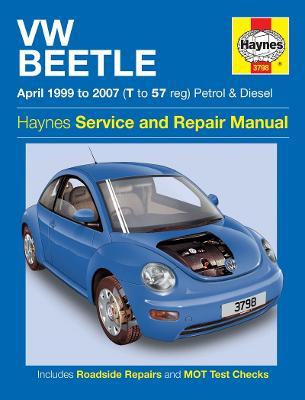 VW Beetle Service and Repair Manual -