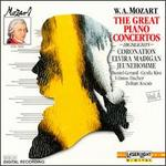 W.A. Mozart, Vol. 4: Great Piano Concertos