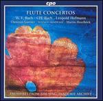 W.F. Bach, CPE Bach, Leopold Hofmann: Flute Concertos