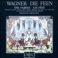 Wagner: Die Feen - Cheryl Studer (soprano); Friedrich Lenz (tenor); Jan-Hendrik Rootering (bass); John Alexander (tenor);...