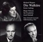 Wagner: Die Walküre, Act 1