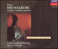 Wagner: Die Walküre - Birgit Nilsson (vocals); David Ward (vocals); George London (vocals); Gré Brouwenstijn (vocals); Joan Edwards (vocals); Jon Vickers (vocals); Josephine Veasey (vocals); Judith Pierce (vocals); Julia Malyon (vocals); Margreta Elkins (vocals)