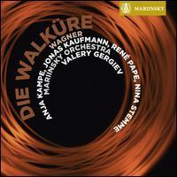 Wagner: Die Walküre - Anja Kampe (vocals); Anna Kiknadze (vocals); Ekaterina Gubanova (vocals); Ekaterina Sergeeva (vocals); Elena Vitman (vocals);...