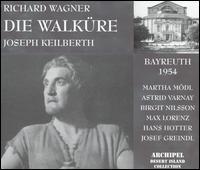 Wagner: Die Walkürie - Astrid Varnay (vocals); Birgit Nilsson (vocals); Georgine von Milinkovic (vocals); Hans Hotter (vocals);...