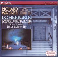 Wagner: Lohengrin [Highlights] - Cheryl Studer (vocals); Ekkehard Wlaschiha (vocals); Manfred Schenk (vocals); Paul Frey (vocals);...