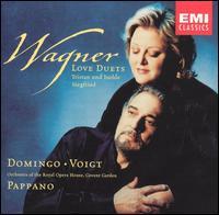 Wagner: Love Duets - Deborah Voigt (soprano); Plácido Domingo (tenor); Violeta Urmana (mezzo-soprano);...