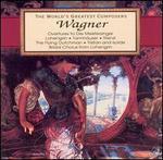 Wagner: Overtures to Die Meistersinger; Lohengrin; Tannh user