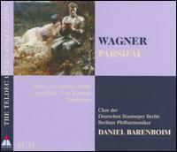 Wagner: Parsifal - Annette Küttenbaum (mezzo-soprano); Constance Hauman (soprano); Cornelius Hauptmann (bass); Daniela Bechly (soprano);...