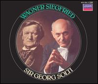 Wagner: Siegfried - Birgit Nilsson (vocals); Gerhard Stolze (vocals); Gustav Neidlinger (vocals); Hans Hotter (vocals); Joan Sutherland (vocals);...