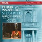 Wagner: Siegfried - Donald McIntyre (vocals); Fritz Hubner (vocals); Gwyneth Jones (vocals); Heinz Zednik (tenor); Hermann Becht (vocals); Manfred Jung (vocals); Norma Sharp (vocals); Ortrun Wenkel (vocals); Patrice Chereau (staging); Bayreuth Festival Orchestra